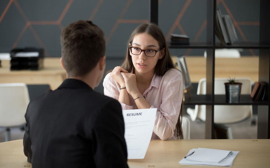 Common job interview types